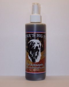 8 oz Pet Antiseptic