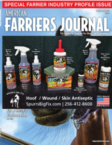 Farriers Journal Spurr's Big Fix