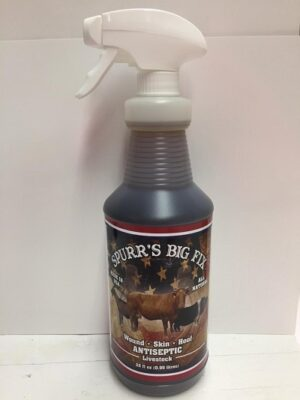 Spurrs Big Fix Livestock Spray